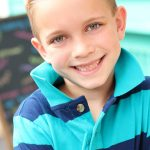 Remember Henry? Now he's a 7 year old commercial star.